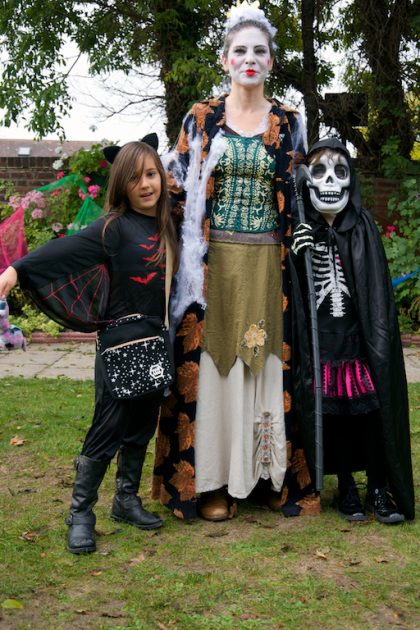 Day of the Dead Celebration, Whitstable