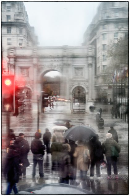 Marble Arch - London - Gerry Atkinson