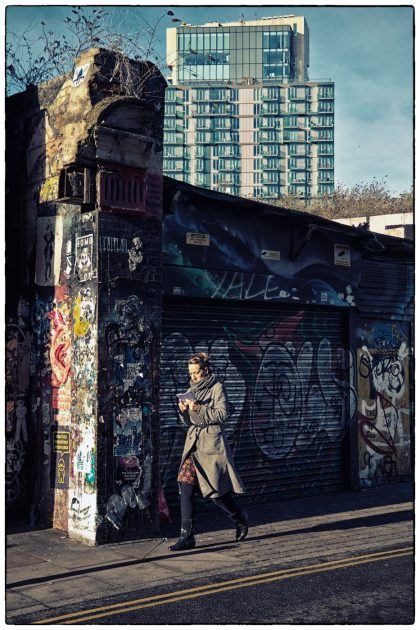 Brick Lane - London - Gerry Atkinson