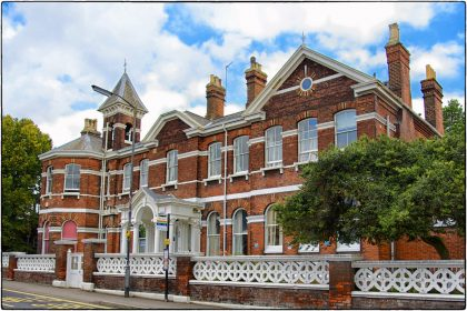 Roper House, Canterbury - Gerry Atkinson