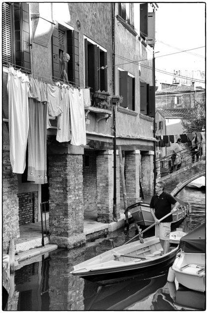 Venice - Gerry Atkinson