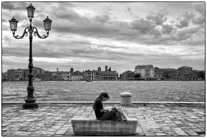 Venice Street Life - Gerry Atkinson