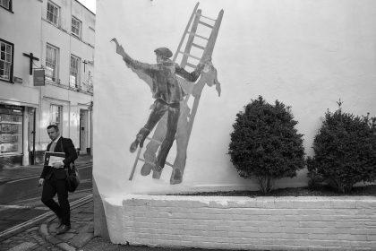 Canterbury Street Life - Gerry Atkinson
