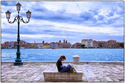 Venice- Gerry Atkinson