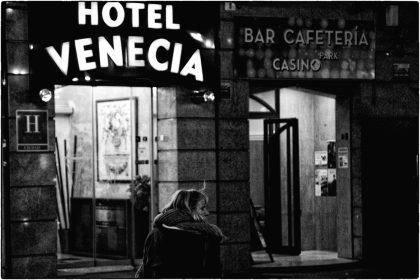 Malaga Street Life - Gerry Atkinson