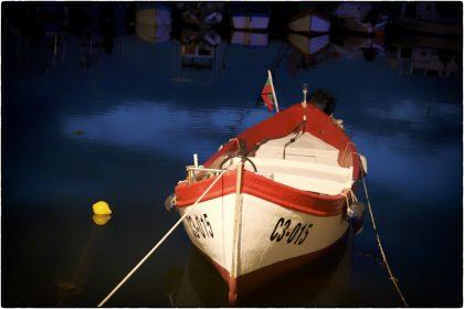 Boat- Sozopol-Gerry Atkinson