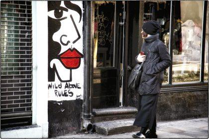Street Life- Gerry Atkinson