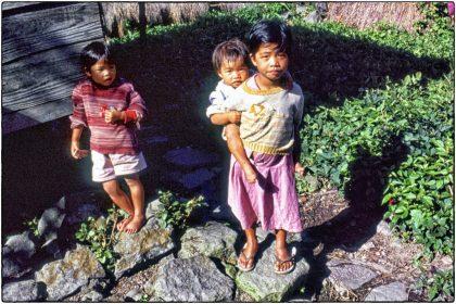 Children, Philippines - Gerry Atkinson