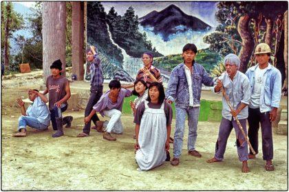 Anti- mining play, Philippines - Gerry Atkinson
