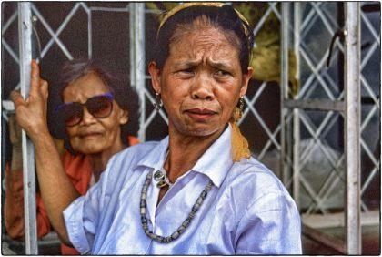 Village women, Philippines