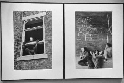 Tish Murtha's  Photos - Gerry Atkinson