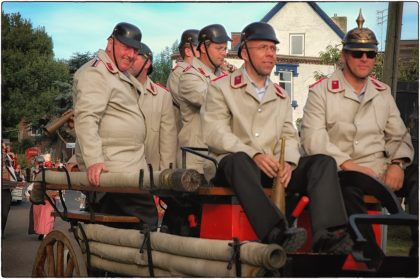 Whitstable Carnival 2008 - Gerry Atkinson