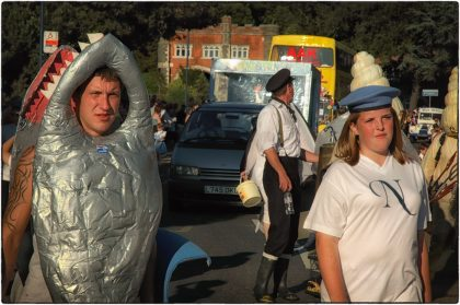 Whitstable Carnival 2007 - Gerry Atkinson