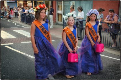 Whitstable Carnival 2004 - Gerry Atkinson