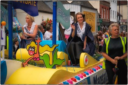 Whitstable Carnival 2010 - Gerry Atkinson