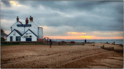 Old Neptune, Whitstable- Gerry Atkinson