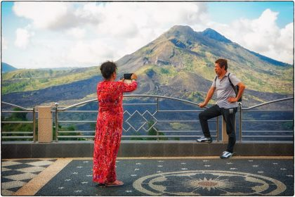 Kintamani Volcano - Gerry Atkinson