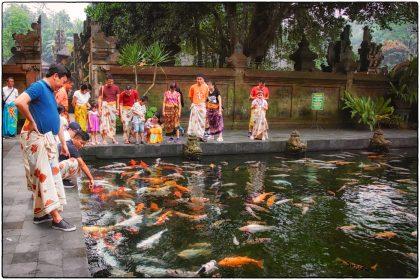 Tirta Empul temple complex - Gerry Atkinson