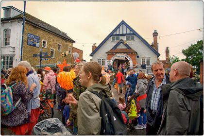 Whitstable Oyster Festival - Gerry Atkinson