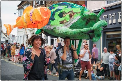 Whitstable Carnival 2019 - Gerry Atkinson
