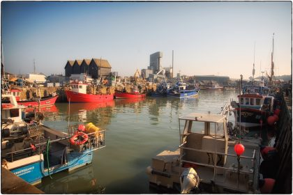 Whitstable Postcards - Gerry Atkinson