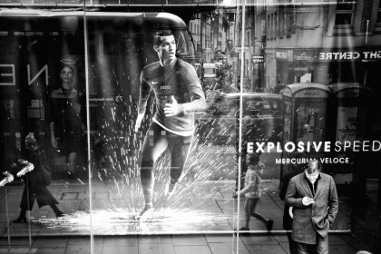Explosive Speed- Gerry Atkinson