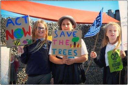 Climate Protest, Whitstable September 2019