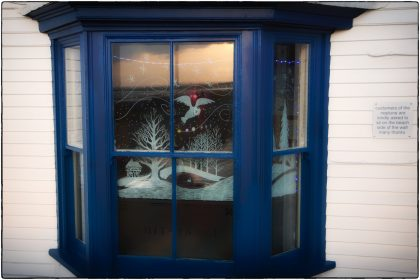 Whitstable Window- Gerry Atkinson