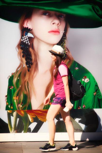 London Fashion. - Gerry Atkinson