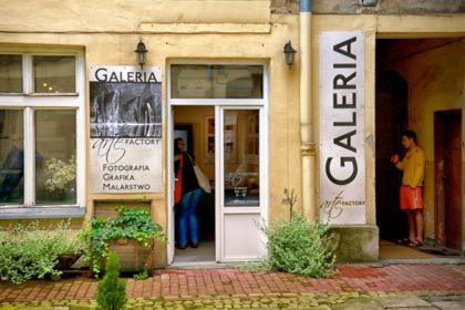 Galeria Krakow- Gerry Atkinson