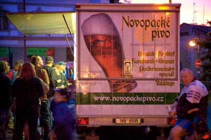 Novopacke Czech republic - Gerry Atkinson