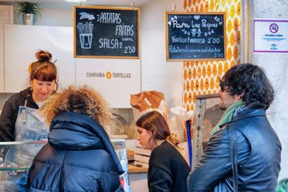 Food Market, Cadiz.- Gerry Atkinson