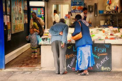 Fishmongers, Deal.- Gerry Atkinson