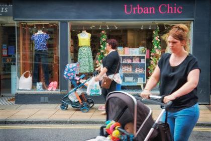 Urban Chic, Deal, Kent.- Gerry Atkinson