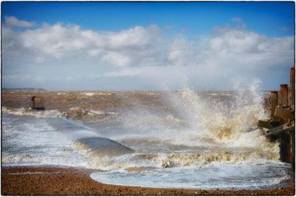 Wild Wave - Gerry Atkinson