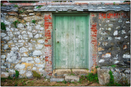 Old gate, Penzance - Gerry Atkinson