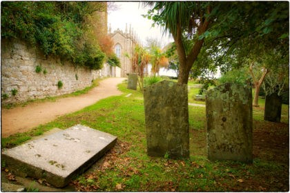St. Mary's church & graveyard - Gerry Atkinson