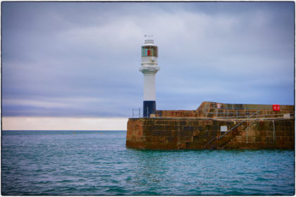Penzance Harbour - Gerry Atkinson