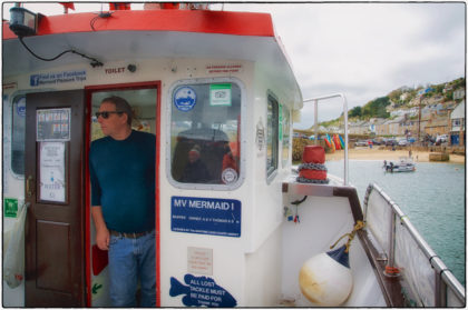 Boat Captain - Gerry Atkinson