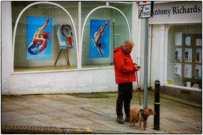 Street Life Penzance - Gerry Atkinson