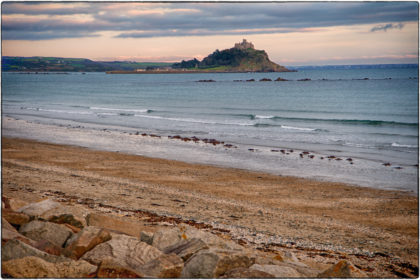 View of St Michael's Mount - Gerry Atkinson