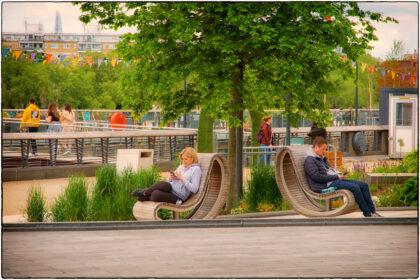 Thames Riverside - Gerry Atkinson