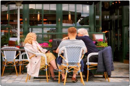 Thames Riverside Restaurant - Gerry Atkinson