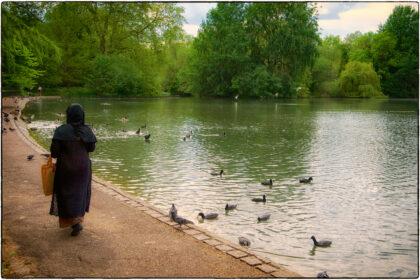 Battersea Park - Gerry Atkinson
