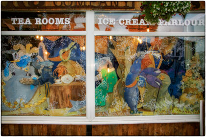 Whitstable Oyster Festival Best Shop Window Displays- Gerry Atkinson