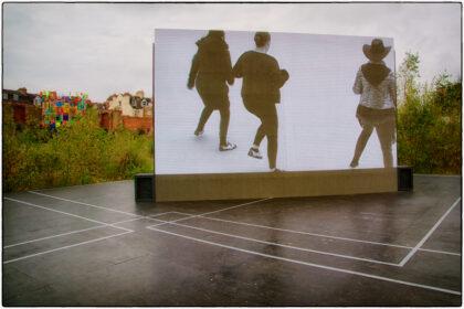 Jacqueline Donachie'sfilm 'The Slosh' -Beautiful Sunday- Gerry Atkinson