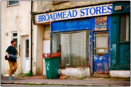 Old Stores- Folkestone - Gerry Atkinson