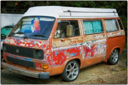 Old Van- Folkestone- Gerry Atkinson