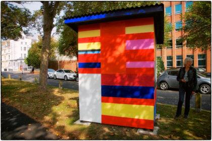 Atta Kwami -Dusiadu -Folkestone Triennial- Gerry Atkinson