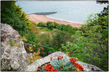 The Zig Zag path- Folkestone - Gerry Atkinson